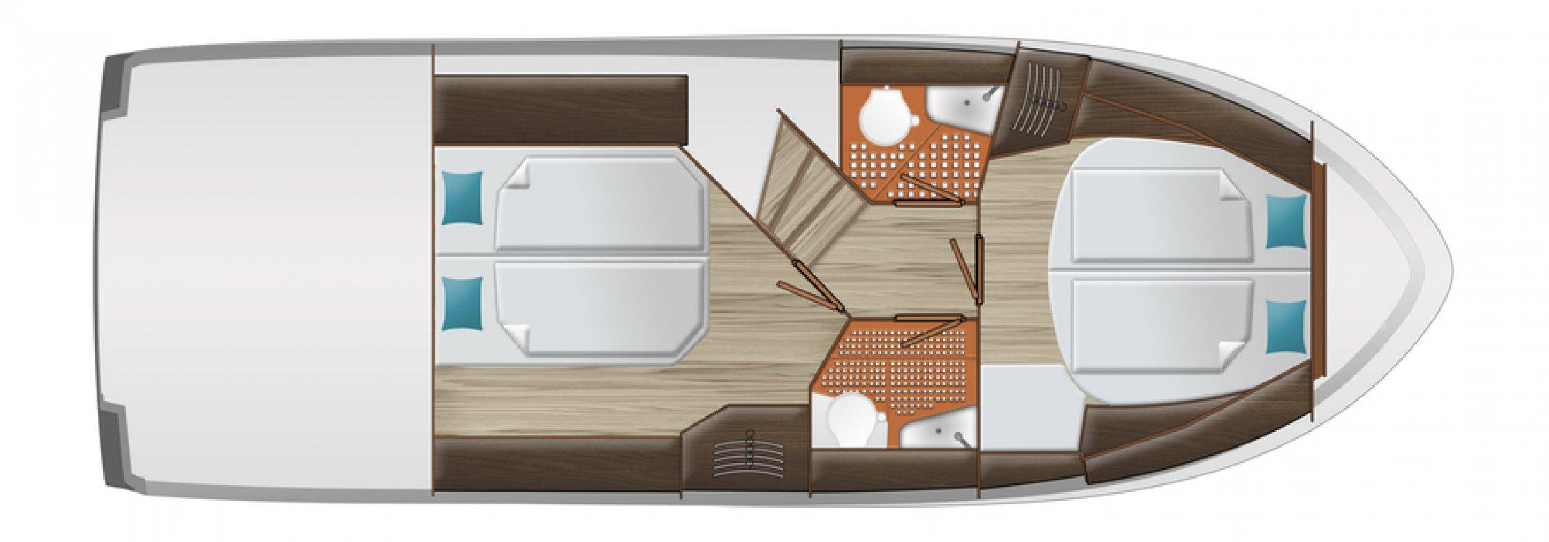 Delphia Escape 1150 Voyage