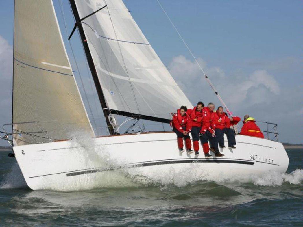 Beneteau First 34.7