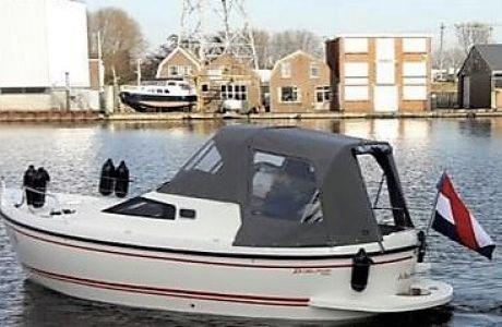 Delphia Nano, Motorjacht Delphia Nano te koop bij Tornado Sailing Makkum