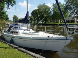 Victoire 822, Sailing Yacht Victoire 822 for sale by Tornado Sailing Makkum