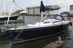 Delphia 37, Zeiljacht  - Tornado Sailing Makkum