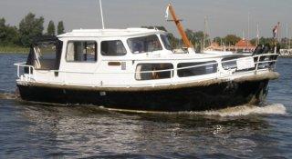 Amulet vlet 850 OK, Motor Yacht Amulet vlet 850 OK te koop bij Jachtmakelaardij Wolfrat