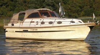 Antaris Retro 10, Motoryacht Antaris Retro 10 te koop bij Jachtmakelaardij Wolfrat