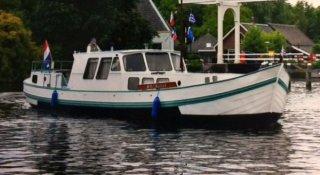 Klipperaak Woonschip, Wohnboot Klipperaak Woonschip te koop bij Jachtmakelaardij Wolfrat