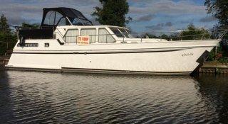 MMS Kruiser 12.85, Motoryacht MMS Kruiser 12.85 te koop bij Jachtmakelaardij Wolfrat