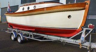 Mulder & Rijke 800 Cabin, Schlup Mulder & Rijke 800 Cabin te koop bij Jachtmakelaardij Wolfrat