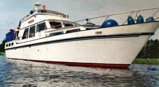 Combi Kruiser Flybridge, Motorjacht Combi Kruiser Flybridge te koop bij Jachtmakelaardij Wolfrat