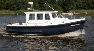 Kent 27, Motoryacht Kent 27 te koop bij Jachtmakelaardij Wolfrat