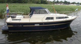 Antaris Nine Fifty, Motoryacht Antaris Nine Fifty te koop bij Jachtmakelaardij Wolfrat
