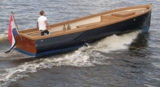 Barcas Classic, Schlup Barcas Classic te koop bij Jachtmakelaardij Wolfrat