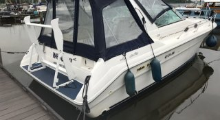 Searay 330 Express Cruiser, Bateau à moteur Searay 330 Express Cruiser te koop bij Jachtmakelaardij Wolfrat
