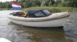 Interboat 21 Classic, Schlup Interboat 21 Classic te koop bij Jachtmakelaardij Wolfrat