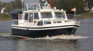 Boornkruiser DE LUXE, Motoryacht Boornkruiser DE LUXE te koop bij Jachtmakelaardij Wolfrat