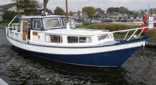 Kok Grundel 10.50, Motoryacht Kok Grundel 10.50 te koop bij Jachtmakelaardij Wolfrat