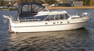 Ocean 37, Motoryacht Ocean 37 te koop bij Jachtmakelaardij Wolfrat