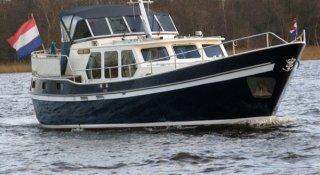 Van Wezel Kotter 13.20, Motoryacht Van Wezel Kotter 13.20 te koop bij Jachtmakelaardij Wolfrat