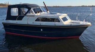 Antaris 720, Motoryacht Antaris 720 te koop bij Jachtmakelaardij Wolfrat