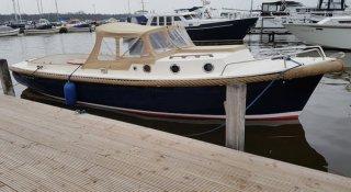 O.N.J. 760 Werkboot, Schlup O.N.J. 760 Werkboot te koop bij Jachtmakelaardij Wolfrat