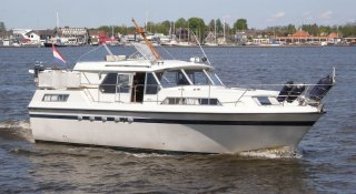 Broom 35 European, Bateau à moteur Broom 35 European te koop bij Jachtmakelaardij Wolfrat