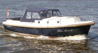 ONJ Werkboot 770, Schlup ONJ Werkboot 770 te koop bij Jachtmakelaardij Wolfrat