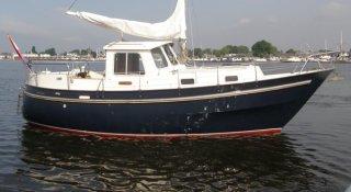 Moody Skipper 28 MS, Motorzeiler Moody Skipper 28 MS te koop bij Jachtmakelaardij Wolfrat