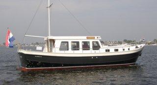 Kok Grundel 12.50 OK, Motoryacht Kok Grundel 12.50 OK te koop bij Jachtmakelaardij Wolfrat