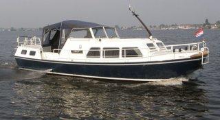 Doerak 950 AK, Motoryacht Doerak 950 AK te koop bij Jachtmakelaardij Wolfrat