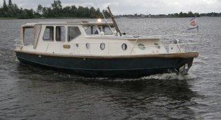 Lingevlet Skipper 1020, Motorjacht Lingevlet Skipper 1020 te koop bij Jachtmakelaardij Wolfrat