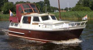 Curtevenne 925 GS, Motoryacht Curtevenne 925 GS te koop bij Jachtmakelaardij Wolfrat