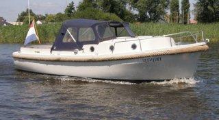 ONJ 770 Werkboot, Schlup ONJ 770 Werkboot te koop bij Jachtmakelaardij Wolfrat