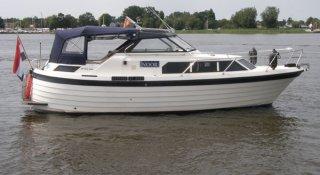 Joda 8100 TC, Motoryacht Joda 8100 TC te koop bij Jachtmakelaardij Wolfrat
