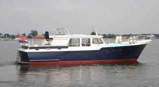 Kompier Kruiser, Motorjacht Kompier Kruiser te koop bij Jachtmakelaardij Wolfrat