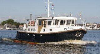 Crown Trawler, Motorjacht Crown Trawler te koop bij Jachtmakelaardij Wolfrat