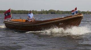 Texeler Vlet, Sloep Texeler Vlet te koop bij Jachtmakelaardij Wolfrat