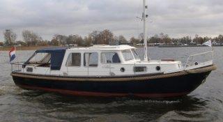Dolman Vlet 1100 Okak, Motoryacht Dolman Vlet 1100 Okak te koop bij Jachtmakelaardij Wolfrat