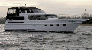 Valkkruiser Voyager, Motorjacht Valkkruiser Voyager te koop bij Jachtmakelaardij Wolfrat