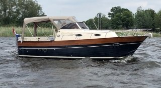 Antaris Mare Libre 900 Wide Body, Motor Yacht Antaris Mare Libre 900 Wide Body te koop bij Jachtmakelaardij Wolfrat