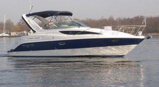 Bayliner 285, Speedboat und Cruiser Bayliner 285 te koop bij Jachtmakelaardij Wolfrat