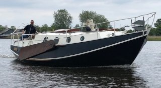 Baarda Zeegrundel, Motoryacht Baarda Zeegrundel te koop bij Jachtmakelaardij Wolfrat