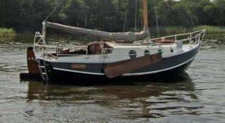 Baarda Zeegrundel, Flach-und Rundboden Baarda Zeegrundel te koop bij Jachtmakelaardij Wolfrat