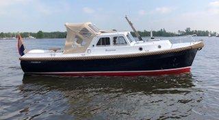 ONJ 760 Loodsboot, Motoryacht ONJ 760 Loodsboot te koop bij Jachtmakelaardij Wolfrat