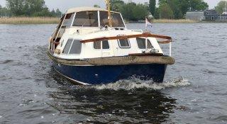 Doerak 650, Motoryacht Doerak 650 te koop bij Jachtmakelaardij Wolfrat