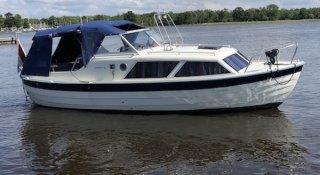 Nidelv 24, Motoryacht Nidelv 24 te koop bij Jachtmakelaardij Wolfrat