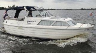 Nidelv 26 Classic, Motoryacht Nidelv 26 Classic te koop bij Jachtmakelaardij Wolfrat
