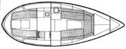 LM27 Ex Motorsailer