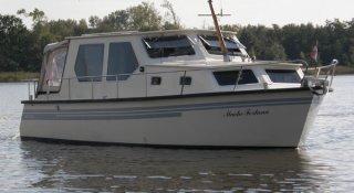 Bege 950 OK, Motorjacht Bege 950 OK te koop bij Jachtmakelaardij Wolfrat