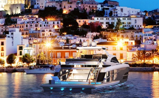 Van Der Valk Beachclub 600, Motor Yacht for sale by Ocean's 500