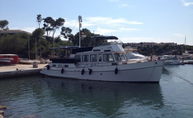 Grand Banks 49 MY, Motor Yacht for sale by Ocean's 500