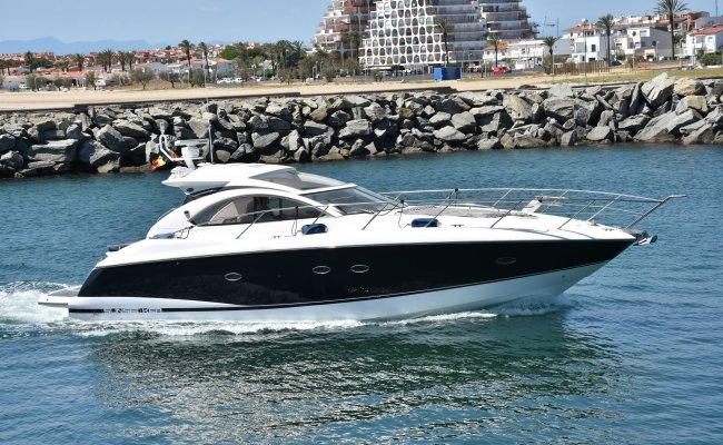 Sunseeker Portofino 47, Motor Yacht for sale by Ocean's 500
