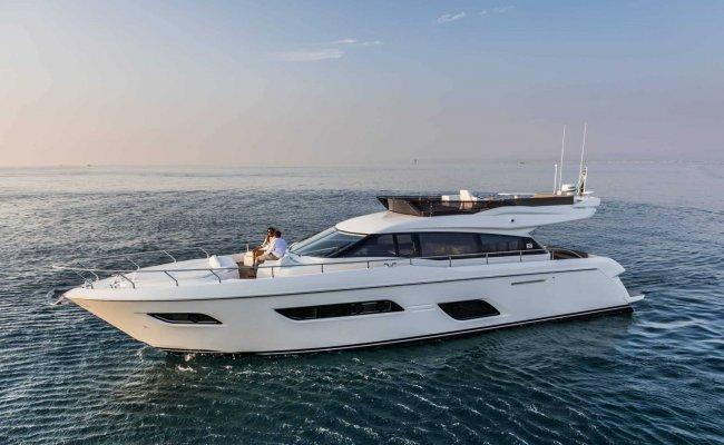 Ferretti 550, Motor Yacht for sale by Ocean's 500